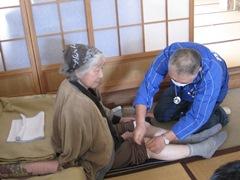 鍼灸治療活動の継続